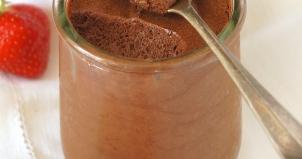 mousse au chocolat kitchenk